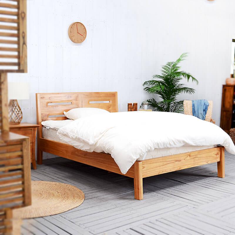 ミンディ【バスコ】ベッド