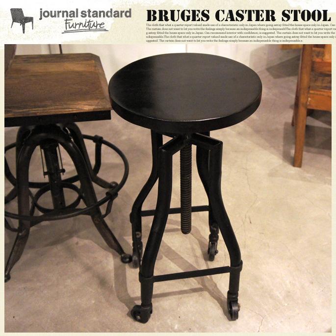 BRUGES CASTER STOOL/ブルージュキャスタースツール