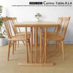 ダイニングテーブル CARINO-TABLE-R.LA
