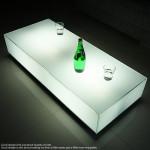 ライティンググラステーブル EMIT/エミット