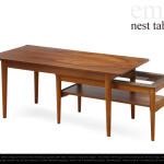 emo Nest table/エモ ネストテーブル