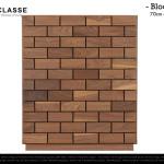 70 Blocco chest / ブロッコ 70 チェスト