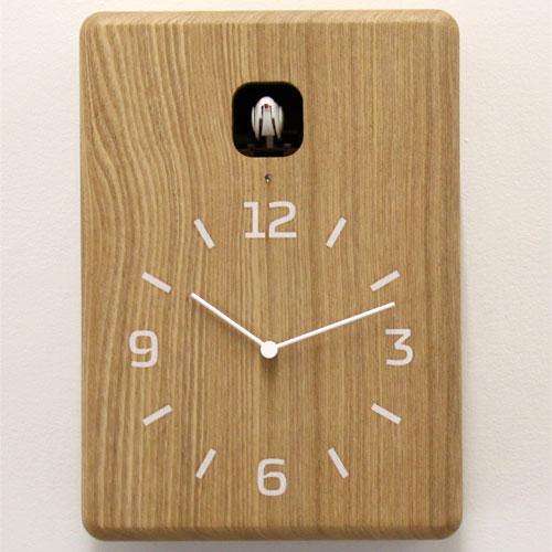 Lemnosレムノス CUCU(クク)壁掛け時計
